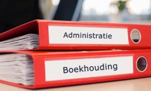 Ondernemer en boekhouding administratie